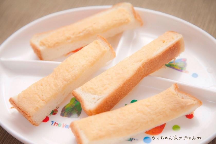 子供の朝ごはんに⁂きなこフレンチトースト