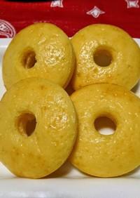 ☆焼きドーナツ レモン風味☆