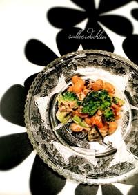 簡単デリ◆ツナブロッコリーのひじきサラダ