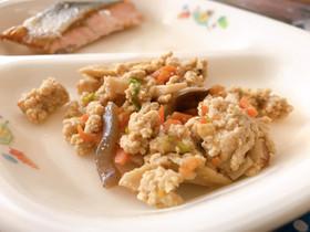【学校給食】粉豆腐の炒め煮