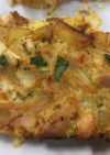 トバージュ(チキンと野菜のオーブン焼き)
