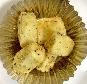 長芋のカレー風味揚げ