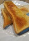 メイプルバター トースト