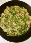ごぼう油揚げの炊き込みご飯♪簡単炊飯器