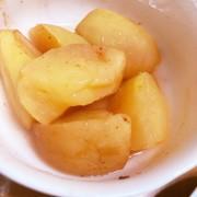 ダイエットに!砂糖不使用アップルパイの具の写真