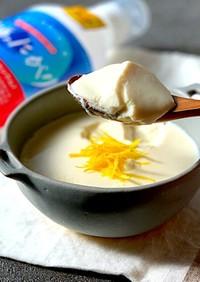 レンチン簡単!トロトロ自家製手作り豆腐