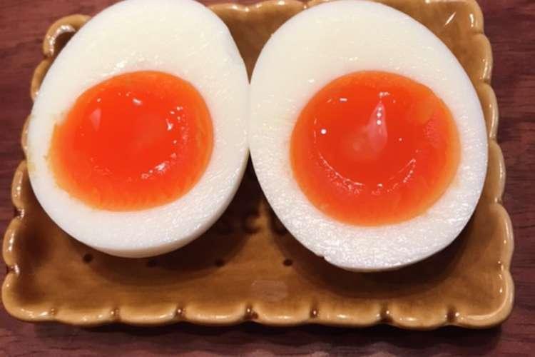 半熟 卵 賞味 期限切れ