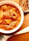 味付けは味噌だけ!簡単ラムのトマト煮込み