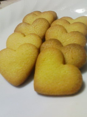 お菓子屋さんの味♪~アーモンドクッキー~