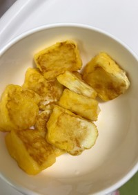 離乳食後期 フレンチトースト
