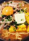 まるちゃん正麺みそ味アレンジレシピ