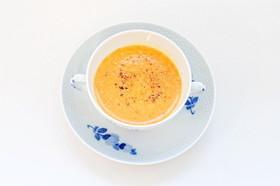 赤野菜とヨーグルトのスープ