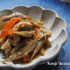 発酵:鶏ごぼう