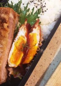 卵のケチャップ煮 お弁当にオススメ!!