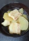 〈適量レシピ〉豚バラとカブの生姜汁◎