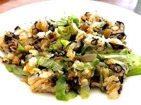簡単*高菜炒飯