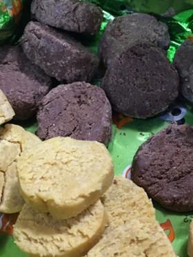 プロテインと甘酒のおからクッキー