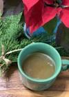 クリスマスに添える即席オニオンスープ♪