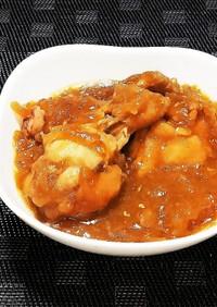 絶品★レイコロだい家の鶏肉のママレード煮