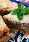 ウズベキスタン♡生地いらず林檎のケーキ