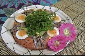 CUS-CUS(ブラジルのクス クス)      ブラジル料理