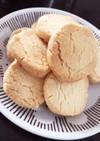 卵なし トースターで超簡単クッキー