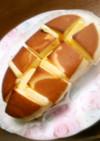 超おいしい!チーズ蒸しケーキのトースト