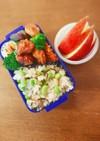 枝豆&塩昆布ご飯弁当