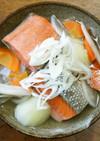水煮野菜で超簡単!三平汁