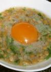 サラサラ月見刻み納豆