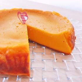 堀口家のパンプキンチーズケーキ