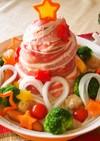 マロニーのクリスマスデコ鍋