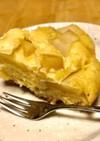 林檎のケーキ(炊飯器・HM)
