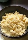 糖質オフ   白米の代わり
