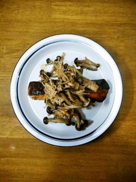 お料理一年生の簡単❤鮭きのこソース❤