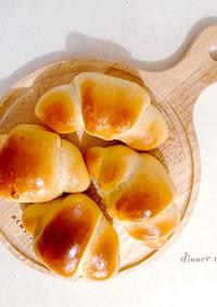 太白ごま油を使ったパン(覚書)