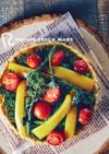 花菜のタルト