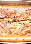 ナッツたっぷりヘルシーバナナケーキ