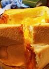シカゴピザ!食パンで市販ミートソースで
