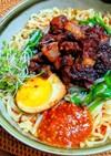 魯肉飯をアレンジ✿魯肉麺