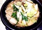 味噌煮込みうどん鍋