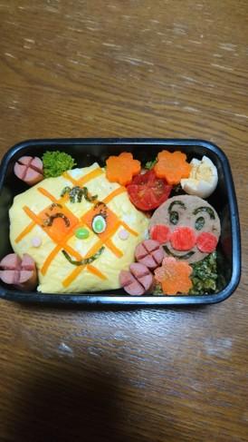 2歳児のお弁当