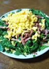簡単★春菊サラダ