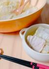 発酵☆塩麹入りミルフィーユ豆乳鍋