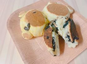 HM&フライパンで!材料3つの豆腐パン