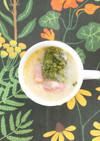 チーズとブロッコリーのスープ
