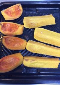 バターナッツかぼちゃの美味しい調理法