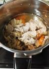 圧力鍋で簡単!豚と野菜の塩こうじ煮