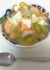 具だくさんの超簡単スープ