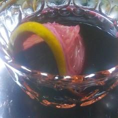 ベルガモット香るホットワイン